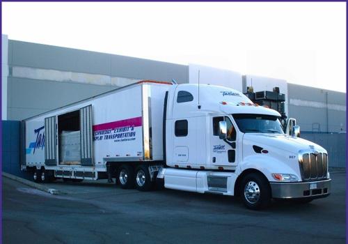 Tantara Truck Side
